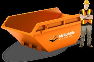 Mr Rubble skip hire Sheffield