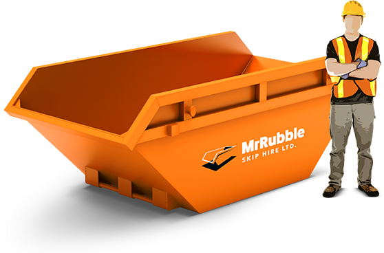 Mr Rubble skip hire Sheffield