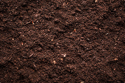 Soil - tips to reduce waste